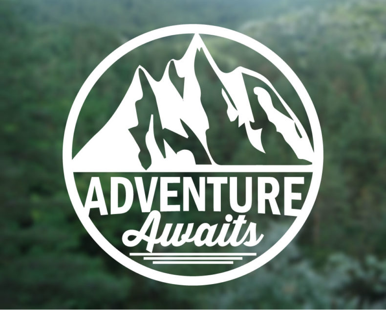 Adventure decals
